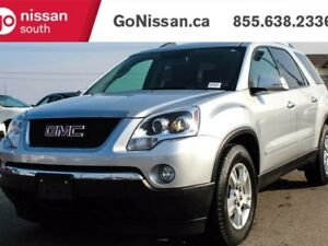 2012 GMC Acadia LEATHER, SUNROOF, LOW KMS!!