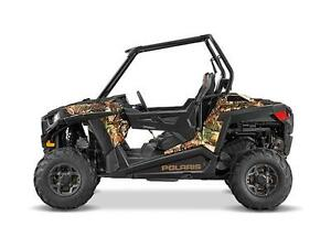 2016 POLARIS RZR 900 EPS CAMO