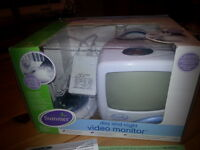 Moniteur video jour et nuit / Day and night baby video monitor