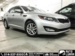 2011 Kia Optima AUTO/MAGS/BLUETOOTH/SEIGES CHAUF/TRES PROPRE!
