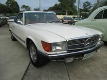 1976 Mercedes-Benz 450SLC WDB1070 450SLC White 5 Speed Automatic Coupe Birkdale Redland Area Preview
