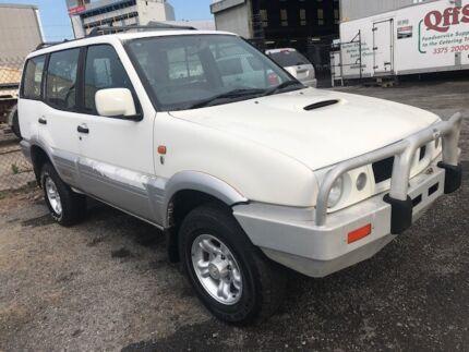 Nissan terrano ll 1999 turbo diesel TDI 2.7 4X4 Manul drive good $2200