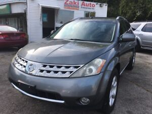 2006 Nissan Murano SL Safety inspection is Included The Price