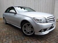 Mercedes C Class 2.1 C220 CDI Sport, Absolutely Immaculate, Diesel, Full Detailed Service History