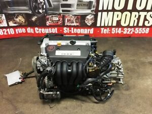 ACURA RSX JDM K20A SILVER TOP ENGINE ONLY installation available