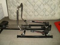 Rowing & Multi-exerciser Machine (DP Bodytone Multi_Gym) Good Condition & Absolutely Complete