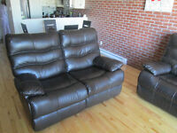 SOFAS EXCELLENT CONDITION