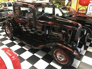 FORD 1932 FIVE WINDOWS, TPS INCLUS.