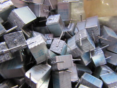 B32561-01684j Siemens .68uf 5 100v Radial Stacked Film Capacitors Qty 20pcs