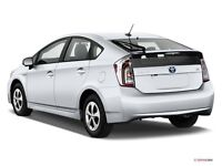 UBER READY FLEET- TOYOTA PRIUS AVAILABLE- PCO CARS FOR RENT OR HIRE
