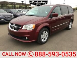 2017 Dodge Grand Caravan CREW PLUS 3.6L AUTOMATIC