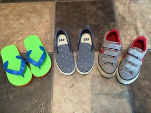 Converse/Gap/Childrens place shoes
