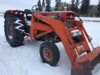 Massey Ferguson 180 Tractor with Front Loader Brandon Brandon Area Preview