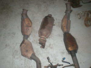 Selling 5 Catalytic Converter's