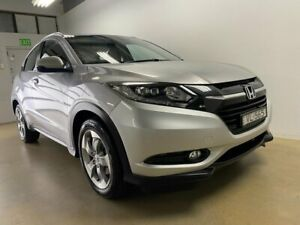 2015 Honda HR-V VTi Silver Continuous Variable Wagon Phillip Woden Valley Preview