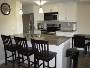 New two bedroom condo in south end of Guelph.