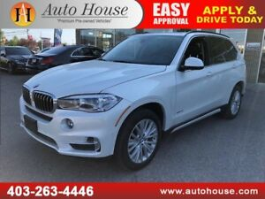 2015 BMW X5 35i NAVIGATION BACKUP CAMERA 7 PASSENGER THIRD ROW