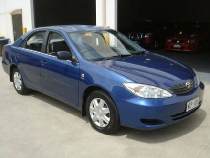 2002 Toyota Camry ACV36R Altise Blue 5 Speed Manual Sedan Croydon Charles Sturt Area Preview