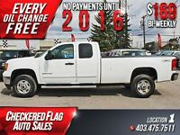 2013 GMC SIERRA 2500HD SLE W/ 4X4-Factory Tow-Alloy Wheels