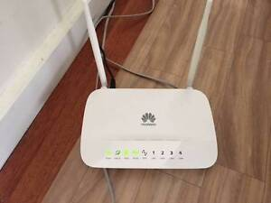 Huawei Modem Router ADSL2+ HG532D Templestowe Manningham Area Preview