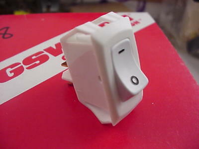 Bunn Carling Coffee Maker On Off  Switch Part White  Ships On The Same Day