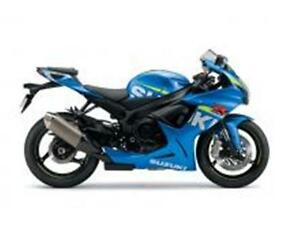 SUZUKI GSX-R 600 2015 USE BAS MILLAGE West Island Greater Montréal image 1