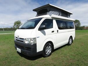 2007 Toyota Hiace Camper – AUTO – LOW KMS Glendenning Blacktown Area Preview