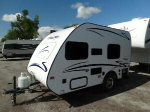 RV travel trailer with bunks under 2000 lbs!