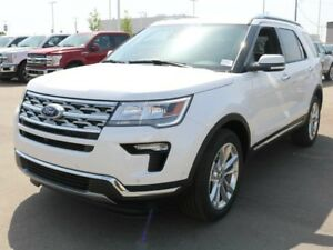 2018 Ford Explorer LTD, 3.5 V6, 301A, LANE DEPART, ADAPTIVE CRUI