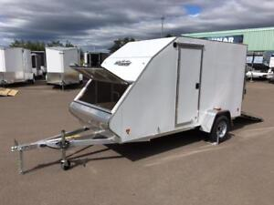 """NEW 2018 XPRESS 60"""" x 12' DELUXE SNOW TRAILER"""