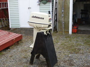 20 HP JOHNSON OUTBOARD