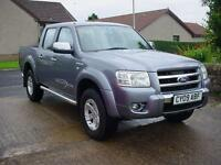 Ford Ranger 2.5TDCi ( 143PS ) 4x4 XLT Thunder Double Cab (09)