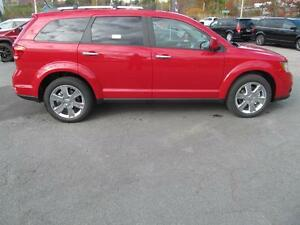 2017 Dodge Journey GT All Wheel Drive AWD Leather