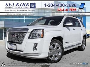 2015 GMC TERRAIN DENALI - I SUNROOF I REAR VISION CAMERA I