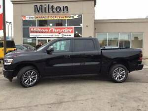 2019 Ram 1500 CREW SPORT 4X4|NAVIGATION|LEATHER|SUNROOF