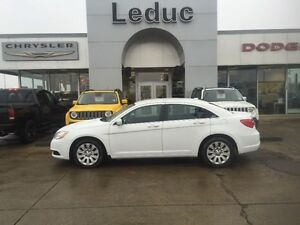 2014 Chrysler 200 LX with Gold Plus Extended Warranty