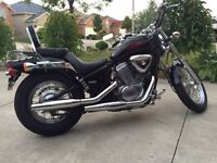 REDUCED FOR A QUICK SALE HONDA SHADOW VLX600