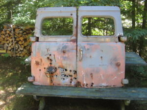 "55-57 Chevy or GMC Panel Truck ""Barn Doors"""