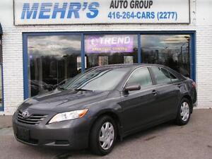 2009 Toyota Camry LE 4Cyl No Accident Loaded FINANCING AVAIL