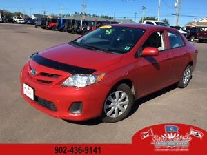 2012 Toyota Corolla CE Automatic AC Keyless Entry