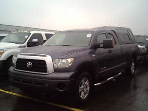 2008 Toyota Tundra SR5|4WD|Double Cab|Accident Free|Low Kms|