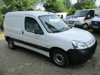 Citroen Berlingo 1.6HDi 2007 REG NO VAT 600TD Enterprise SIDE DOOR