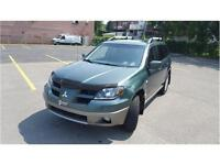 2003 Mitsubishi Outlander XLS 4 Cylindre AWD *150,000km* PROPRE!