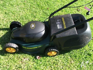 Electric Mower For Quick Sale Victor Harbor Victor Harbor Area Preview