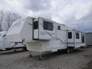 Need 34ft 5th wheel trailer towed from Hannon area to storage