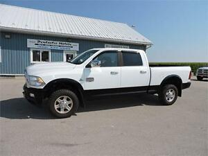 2011 Ram 2500 Laramie/ Longhorn,DIESEL,LEATHER,SUNROOF,LOADED!!