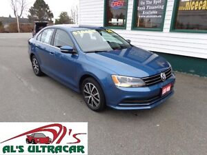 2015 Volkswagen Jetta Sedan Comfortline only $71 weekly!