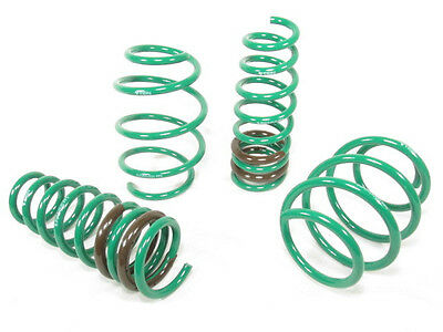 TEIN STech Lowering Springs Kit for 10 14 Hyundai Genesis Coupe BK14 ALL NEW