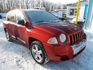 2009 Jeep Compass Limited- Re-Builder
