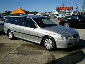 2004 Holden Commodore Silver Automatic Wagon Woodridge Logan Area Preview